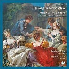 Wolfgang Amadeus Mozart Arrangements pour flûte et guitare, New Music