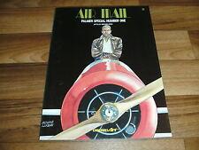 Micheluzzi -- Air mail # 3/Palmer Special number 1/Carlsen COMIC ART 1988
