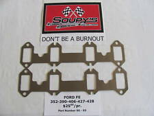 Ford FE Exhaust Gaskets