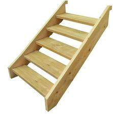 Ezistep Timber 5 Step Stair Kit  Vertical Height of 960MM