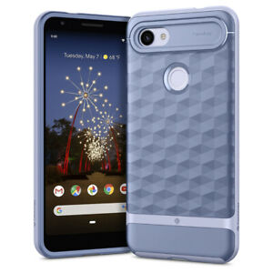 For Google Pixel 3A 3A XL   Caseology [Parallax] Double Patterned Layered Cover