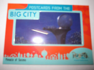 ROBOTS THE MOVIE BIG CITY POSTCARDS FRAME RARE CARD CHASE PC-2 MINT
