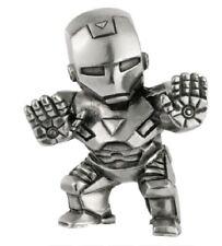 Royal Selangor Iron Man Mini Main Fini étain figurine