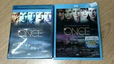 ** Once Upon a Time: The Complete First Season (Blu-ray Disc, 2012, 5-Disc Set)