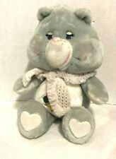 Vtg Care Bear Grams Grandma Bear By Kenner 1983 Rare! Clean & Complete