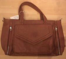 PIECES INIGIA Original Damen Frauen Handtasche in braun *NEU* Top