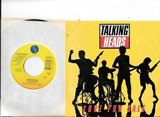 TALKING HEADS * 45 * Love For Sale * 1986 * VG+ with USA PICTURE Sleeve
