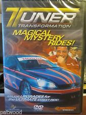 Tuner Transformation - Magical Mystery Rides! (DVD, 2007), NEW, As Seen on SPEED