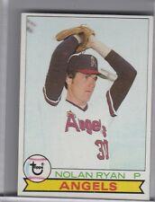1979 TOPPS #115 NOLAN RYAN CALIFORNIA ANGELS HOF 1137