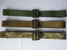 Patriot Military Trading CQB Riggers Belt OD Green Coyote Multicam Black LBT S-L