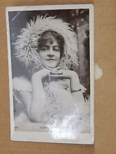 Postcard Actress Marie Studholme Rotary Photographic  unposted xc3