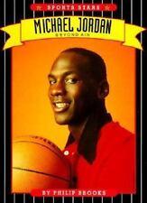 Sports Stars: Michael Jordan : Beyond Air by Philip Brooks (1995, Paperback)