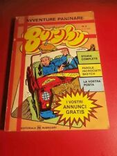 BURGHY - AVVENTURE PANINARE N.2 Ed. Rubricart 1988