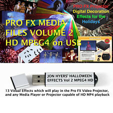 PROFX VIDEO PROJECTOR KIT FX Volume 2, by Jon Hyers WHOLESALE LOT
