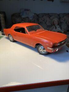 Wenmac 1965 Mustang 1/12 Scale Car