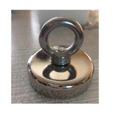 990 1200Lb Neodymium Salvage Magnet Fishing Recover Detect Metal Treasure Hunter