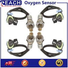 4pcs Up+Downstream Oxygen Sensor For 2009 -2011 GMC Terrain 3.0L,Acadia 3.6L