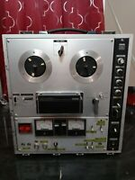 Vintage Sony Tapecorder Reel to Reel TC-630 Stereo Tape Recorder *READ AS IS*