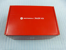 Motorola RAZR V3i Grau/Grey! Ohne Simlock! TOP ZUSTAND! Einwandfrei! OVP! RAR!