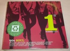 Number 1's: '60s Soul by Various Artists (CD, Apr-2007, Hip-O) New Unopened!