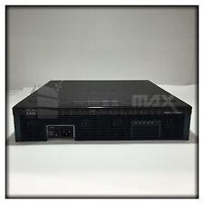 Cisco 2921 Integrated Services Router w/ securityk9 & ipbasek9 CISCO2921-SEC/K9