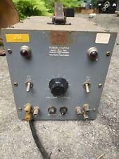 Rare Hewlett Packard Hp 710a 180 360v Power Supply 63v Ac 711a