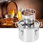Moonshine Still 2Gal/10L Water  Distiller Home Brew Wine Making Kit 2 Pot