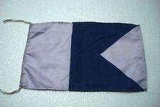 """A - Naval Signal Flag - Marine Code - 8"""" X 13"""" - Nautical / Boat - Marine Code"""