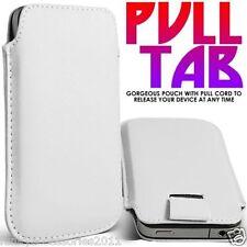 Cover e custodie universali semplici bianchi per cellulari e palmari
