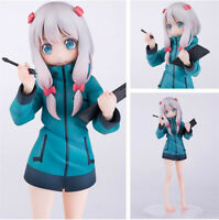 Eromanga Sensei Izumi Sagiri 1/6 Scale Anime PVC Figure Statue Figurine NB