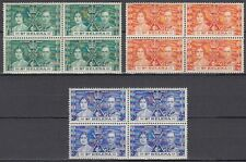 St. Helena 1937 ** Mi.94/96 Krönung Coronation King George VI & Queen [sq5926]