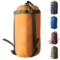 Emergency Sleeping Bag Waterproof For Outdoor Survival Camping Hiking Storage