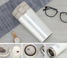 380ML Stainless Steel Coffee Thermos Cups Mugs Vacuum Thermal Bottle Thermocup