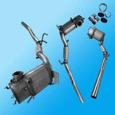 EU5 DPF Dieselpartikelfilter AUDI A3 1.6TDI 90PS 105PS - CAYC CAYB 2011/06-