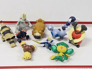 9x Original Pokemon Figures Jakks & Tomy