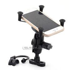 GPS Navigation Phone Bracket Holder Fr Ducati Hypermotard 821 939 796 1100/S/EVO