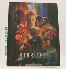 STAR TREK - Lenticular 3D Flip Magnet Cover FOR bluray steelbook