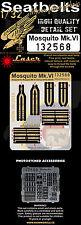 132568 HGW Seatbelts (LASER) - Mosquito Mk.VI 1:32