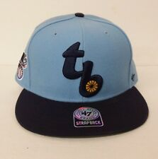 lowest price b6e76 32a16 Tampa Bay Rays Adjustable Strap Blue Men s 47  Brand Flat Hat