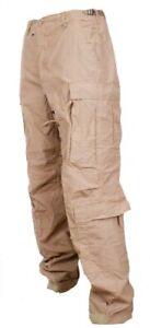 GI Nomex Fire Resistant Pants ABDU Aircrew Combat Pants Khaki