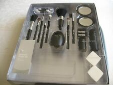 Professional Cosmetic Makeup Brush Set & Mirrors/Sharpener/Brush Pot/Applicators