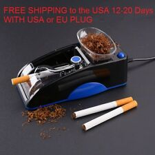 Best Tool for Smokers Cigarette Roller Auto Automatic Machine Tabbaco Rolling US