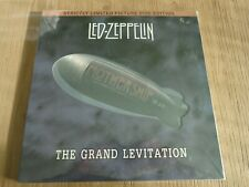 """LED ZEPPELIN """"THE GRAND LEVITATION"""" - 3LP  PICTURE DISC + INSERTS - PROMO"""