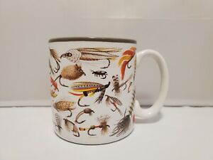 Fly Fishing Coffee Mug In Collectible Mugs Cups For Sale Ebay