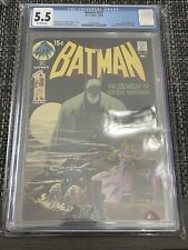 BATMAN #227 CGC 5.5 DETECTIVE COMICS #31 Homage by NEAL ADAMS classic cover!