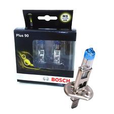 Bosch H1 Lampe plus 90% mehr Licht 2St. Duo Box BO 448 Halogen Scheinwerfer
