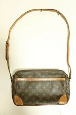 Authentic Louis Vuitton  Monogram Trocadero 30 Shoulder Bag #7110