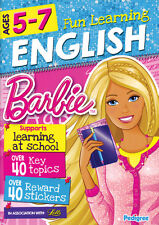 Barbie Fun Learning English ages 5-7