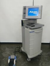 ALCON SURGICAL 20000 LEGACY PHACO EMULSIFIER ASPIRATOR W/FOOT SWITCH AND REMOTE