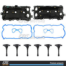 Valve Cover & Gaskets Ignition Coil for 09-17 NISSAN Altima Maxima Infiniti QX60